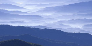 Cherokee Traditional Territory: Clingman's Dome, Smoky Mountains [Picture courtesy of terragalleria.com]